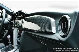 S14 Interior Mods Scion Fr S Subaru Brz Carbon Fiber Interior And Engine Accents