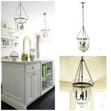 hanging glass pendant lighting kitchen marku home design