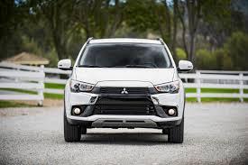 mitsubishi cars 2016 2016 mitsubishi outlander outlander sport recalled to fix door
