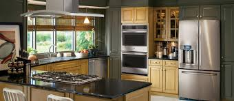 decorating attractive slate appliances with stainless steel