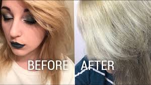 clairol shimmer lights before and after shimmer lights shoo before and after youtube