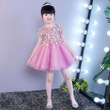online get cheap kids pink pageant dresses aliexpress com