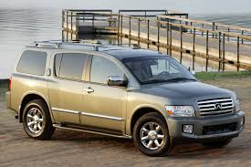 nissan infiniti 2 door 2007 infiniti qx56 information and photos zombiedrive