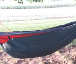 diy hammock underquilt sleeping bag 7 steps with pictures