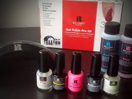 Red Carpet Gel Polish Pro Kit Manicure The Other Side Of The Rainbow