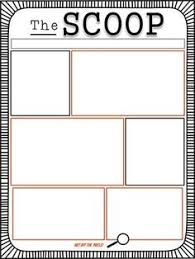 Newspaper Meme Generator - editable newspaper template portrait classroom theme