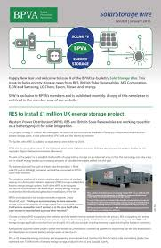 nissan canada service bulletins solar storage wire british photovoltaic association bpva