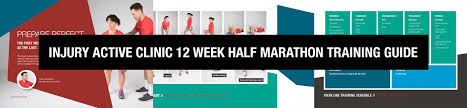 injury active clinic for runners free 12 week marathon training