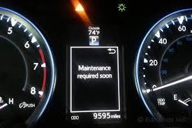Reset Maintenance Light Toyota Camry 2007 Maintenance Required Toyota Camry 2007 28 Images How To Turn