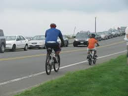 Biking Or Walking To Work by Safer People Safer Streets Pedestrian And Bicycle Safety