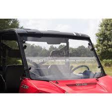 seizmik full size ranger versa fold windshield 24001 atv u0026 utv