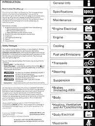 2005 honda civic specs 2002 2005 honda civic si hatchback repair shop manual original