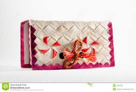 wedding cake boxes decorative handmade wedding cake box stock photography image