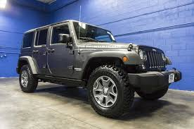 white jeep hood white shell shows fender lights vents hood lifted unlimited