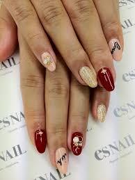 autumn red beige nail nails pinterest beige nail autumn
