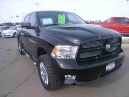2012 dodge ram 1500 sport lifted purchase 2012 ram 1500 sport crew cab with lift kit in grand