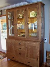 China Cabinet In Kitchen Handmade China Cabinet By Oak Tree Cabinetry Custommade