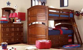 Cherry Bunk Bed Bunk Beds For Large Family