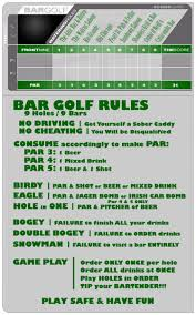 bar golf pearl street golf score scores and golf