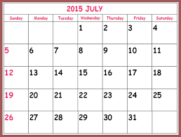 printable calendar 2015 for july this is the month of june 2015 and we are sharing june calendar 2015