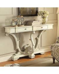 Antique Sofa Table Sofa Table Design Antique White Sofa Table Most Recommended