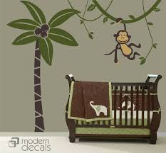 Monkey Decorations For Nursery Monkey Bedroom Decor Home Design Ideas