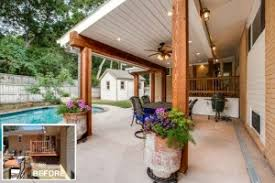 Backyard Remodel Ideas Backyard Outdoor Living Space I Home Remodeling Ideas