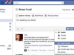 fb update how to organize your facebook friends in lists cnet