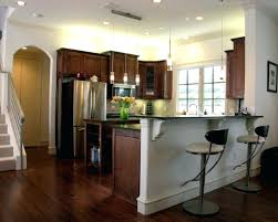 kitchen peninsula ideas small kitchen peninsula ideas bathroom inspiring shaped designs