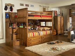 Timber Lodge Freeds Furniture - Timber bunk bed