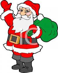 animated santa santa claus images free merry christmas santa
