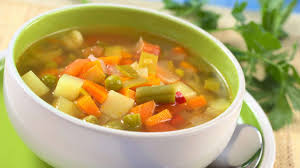 healthy chopped vegetable soup recipe mammoth hunters