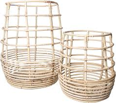 Rattan Baskets by 10 Storage Baskets You Need Right Now