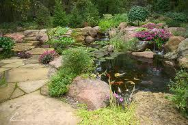 Backyard Pond Images Pond Build Portfolio Aquascape Construction