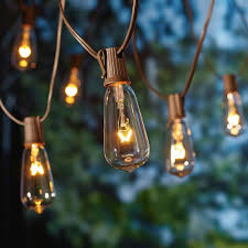 home decor better homes and gardens glass edison string lights
