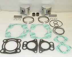 top end engine rebuild kit polaris pwc 700 all 010 832 10
