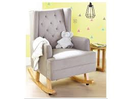 bebe care regent glider heather grey nursery inspiration