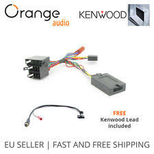 kenwood car audio and video interconnect cable ebay