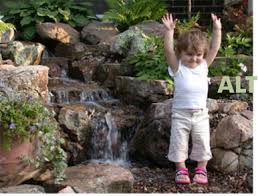 Backyard Pondless Waterfalls by Pond Construction U0026 Setup Re Think Waterfall Features With