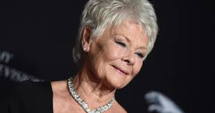 judi dench hairstyle front and back of head 20 times judi dench was a total knockout photos
