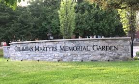 memorial garden columban martyrs memorial garden columban fathers us