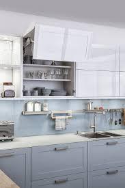 Painted Glass Backsplash Kitchen Contemporary With Handles Hole - Painted glass backsplash