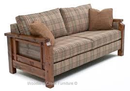 rustic sofas and loveseats refined rustic sofa 3 urdezign lugar