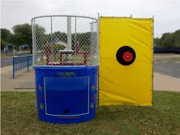 dunk tank for sale dunk tank rentals joust velcro wall boxing san
