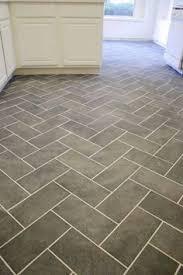 Different Types Of Kitchen Floors - a timeless wool herringbone carpet by alternative flooring