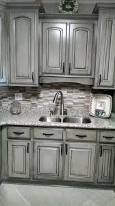 white glazed kitchen cabinets painted furniture ideas 3 steps to glaze cabinets