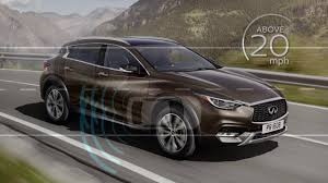 2018 infiniti qx30 blind spot warning bsw if so equipped