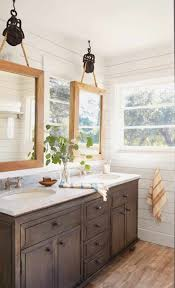 French Country Bathroom Designs Black And White Designs Modern Double Sink Bathroom French