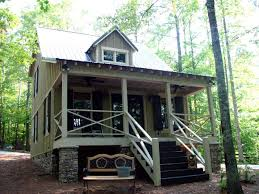 Small Cottage Plans With Porches by Small Guest House Plan Small Guest Houses Guest House Plans And