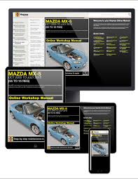 mazda mx 5 oct 05 july 15 55 to 15 haynes online manual